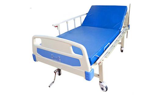ranjang pasien 1 crank